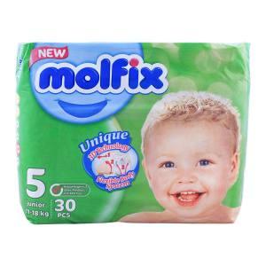 molfix 5 number junior