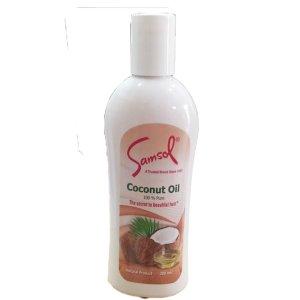 samsol coconut oil