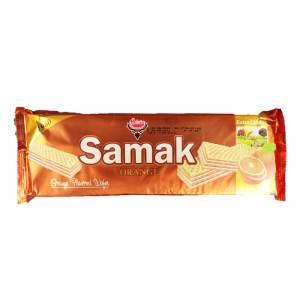 Samak Orange wafer
