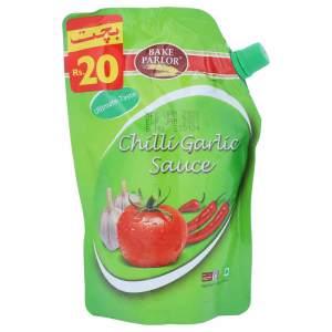 Bake Parlor Chilli Garlic Sauce
