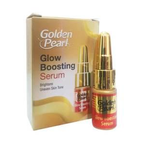 Golden pearl beauty serum