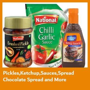 Sauce/Pickle