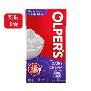 dairy cream