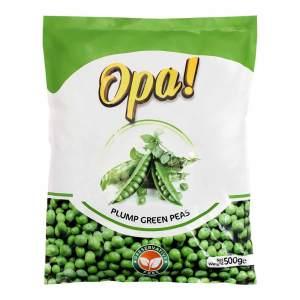 Opa plump green peas