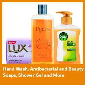 Soaps and Gel