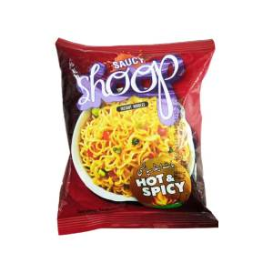 Shoop Hot and Spicy Instant Noodles