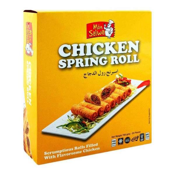 Mon Salwa Chicken Spring Roll