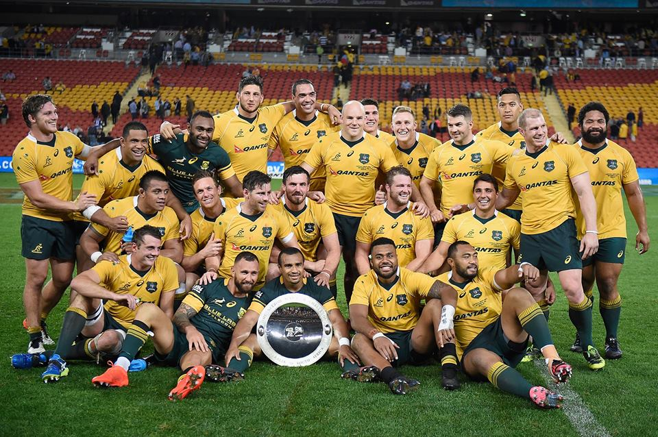 Wallabies with the Jump (Foto: Rugby World Magazine)