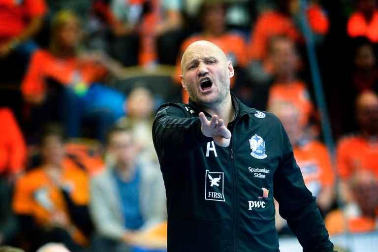 Ola Lindgren, treinador do Kristianstad (Foto: expressen.se)
