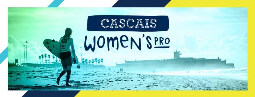 Cascais Women's Pro 2016 [Imagem: WSL]