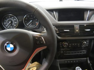 BMW X1. Despite its small size I liked its looks. It IS a new model, something consumers are alway apprehensive about.