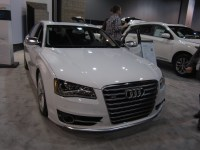 Teaser. Audi S8. Sedan, 520 HP, 0-60 3.9sec. When you have $120+k laying around.