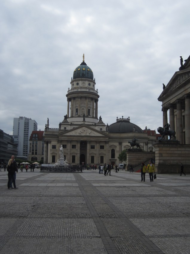 The German Cathedral.