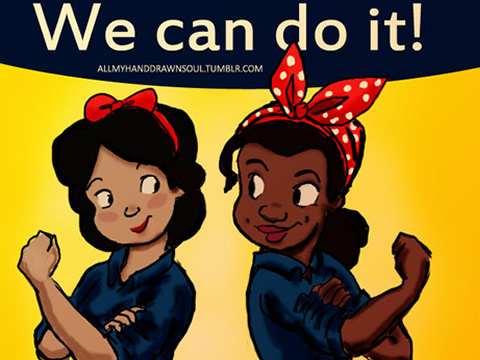 Women can do it - FPFW