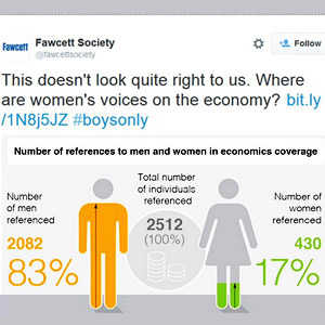 UK women ignored regarding economy