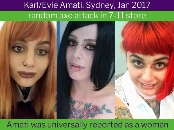 transgender violence