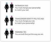Sex, gender & feminism - FairPlayForWomen.com