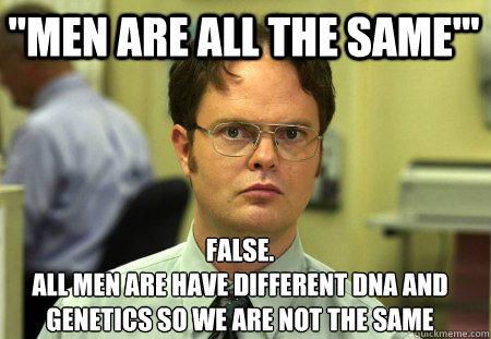 namalt #notallmen not all men meme FairPlayForWomen.com