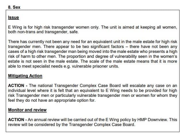 transgender sex offenders