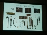 My favorite things: weaponry design!