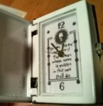Interior of the Deathnote clock
