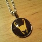 Loki necklace :)