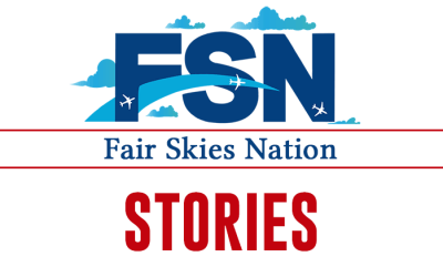 Fair Skies Nation members describe the affects of airplane pollution and noise