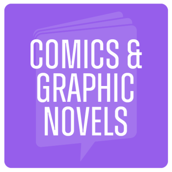 COMICS+GRAPHIC NOVELS