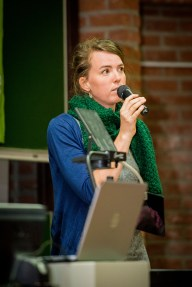Marieke Baeten (Product Manager Latin America Oxfam Fair Trade)