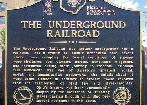 Underground Railroad with Melinda Meyer