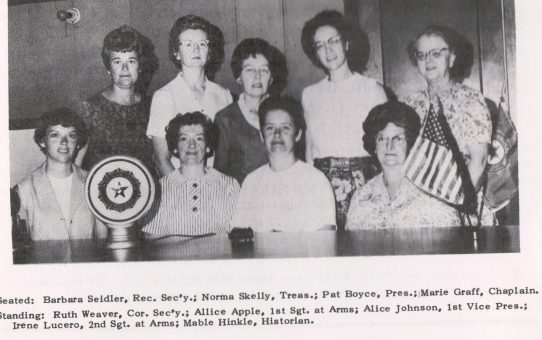 Fairview's American Legion Auxiliary
