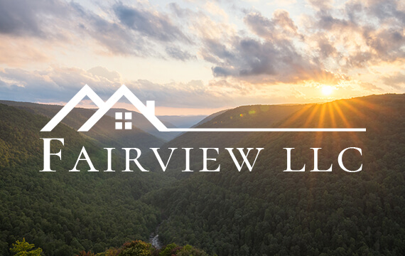 Fairview, LLC overlooking West Virginia