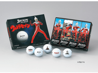 Ultraman Golf Ball