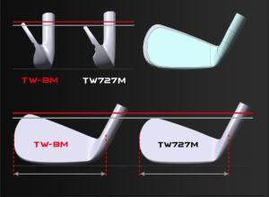 NEW Honma TW BM irons 3