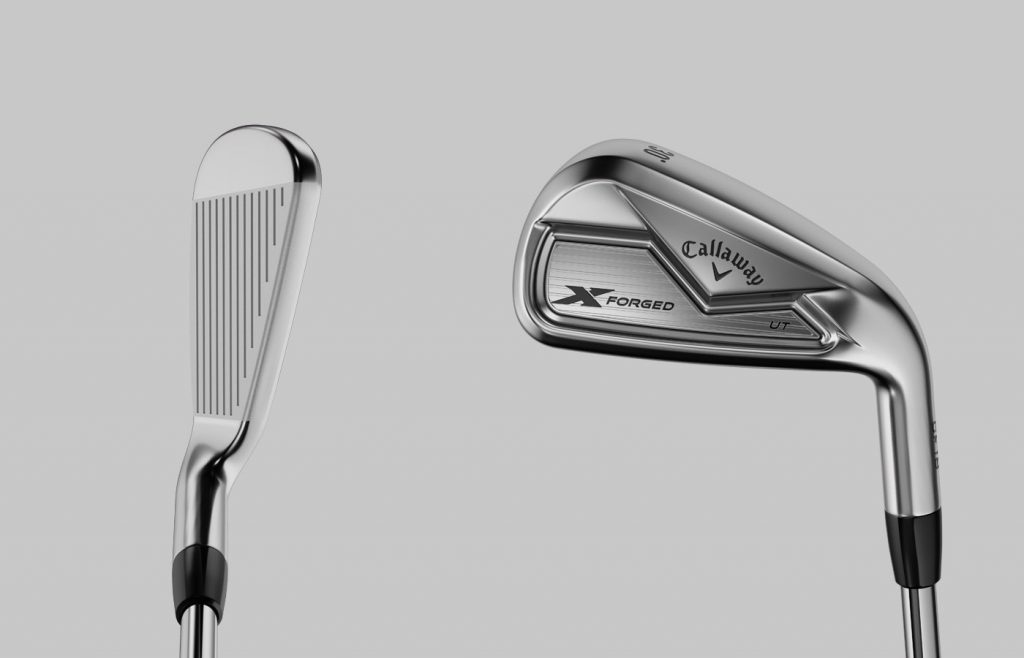 NEW Callaway X Forged Utility Irons