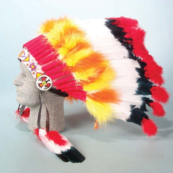 Native American/Indian Souvenirs>Headdresses