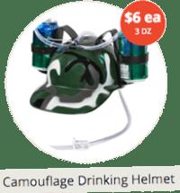 CAMO DRINKING HELMET