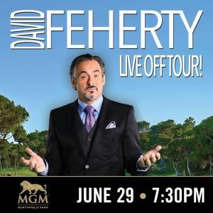 Feherty: Live Off Tour | Fairways Golf Membership