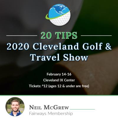 2020 Cleveland Golf Show