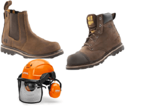 PPE and Boots