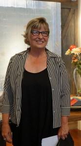 Art curator Agnes Field