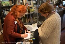 Penelope Culbertson writing LIVE