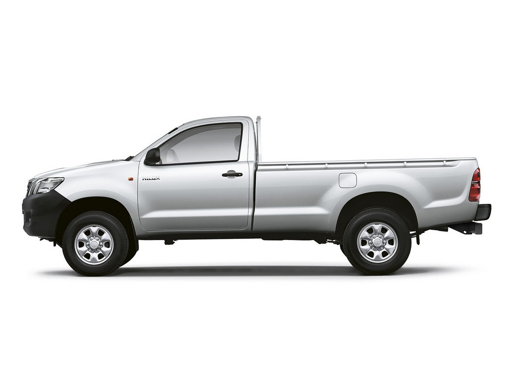 Toyota Hilux 4x2 Single Cab Deckless 2011 Price ...