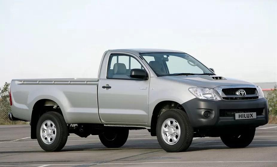 Toyota Hilux 4x4 Single Cab Standard 2009 Price