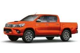 Toyota Hilux Revo G Automatic 3.0 2015 price and specification