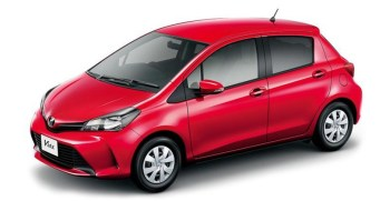 Toyota Vitz F 1.3 price and specification 2010 , technical specification