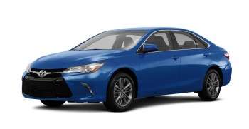 Toyota Camry SE 2017 price and specification