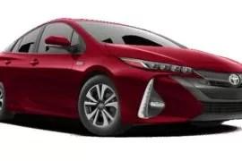 Toyota Prius Prime Premium 2017 price and specification