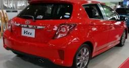 Toyota Vitz Jewela 1.3 2016