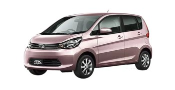 Mitsubishi Ek Wagon 2016 price and specification